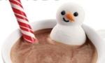 Snowman Hot Tub